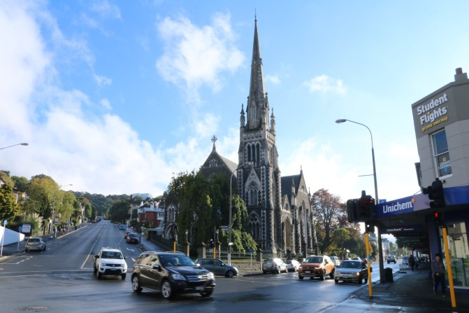 Knox Church, Dunedin
