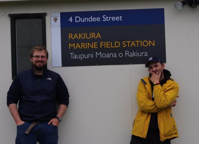 Rakiura Marine Field Station
